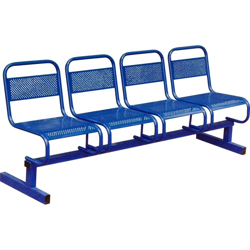 Секция стульев Н112-01 4-х местная
