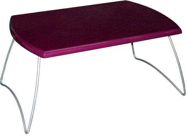 Столик для ноутбука в различных цветах.