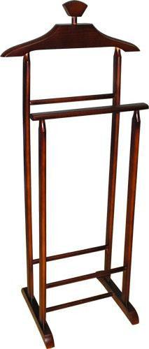 Вешалка для костюма М161.6 вешалка стойка напольная деревянная.