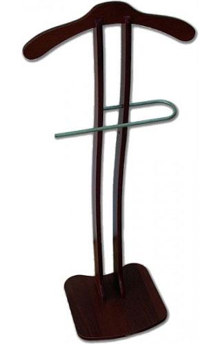 Вешалка костюмная М161.7 вешалка стойка напольная деревянная.
