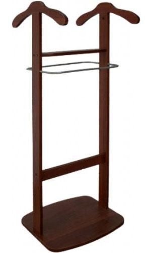Вешалка для костюма М161.8 вешалка стойка напольная деревянная.