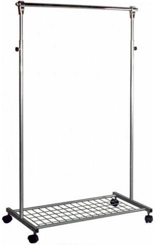 Напольная гардеробная вешалка М168 торговая вешалка для транспортировки одежды
