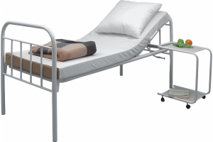 Кровать медицинская 2х секционная КМО.151.09