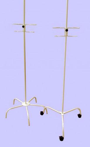 Капельница разборная М192-05 - штатив для капельницы разборный с подвижным бутылкодержателем (без колес).