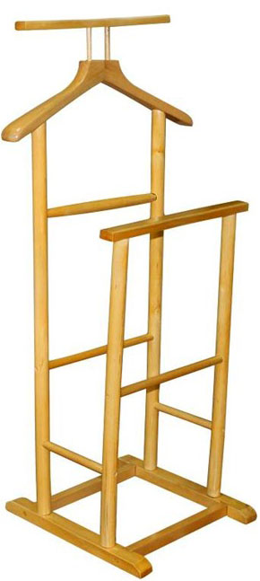 Вешалка для костюма AF-0411-1 вешалка стойка напольная деревянная.