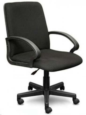 Кресло офисное Альфа (К01) с механизмом качания.