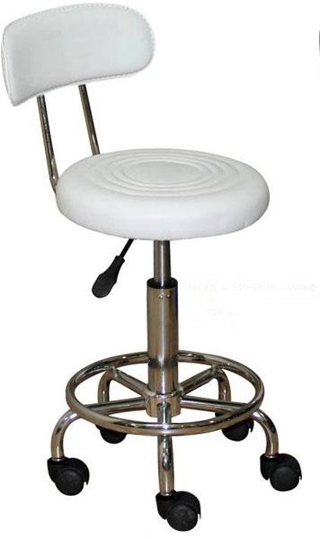 Кресло лабораторное ET-9040-2A на газ-лифте