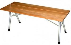 Складная скамейка М111-011