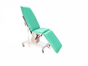 Донорское кресло-кушетка Н137-12 с электроприводом