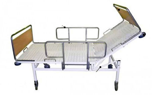 Кровать специализированная для медицинских учреждений, разборная модель  М182