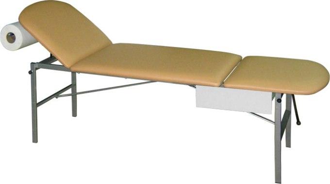 Кушетка медицинская инновационная модель М111-036 универсальная трехсекционная