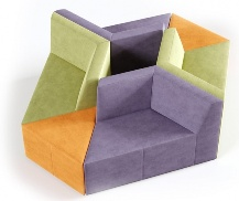 minDivan modul'nyj Origami
