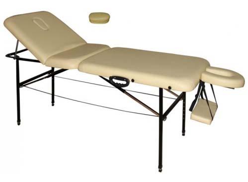 Массажный стол складной  MT003A для применения как в салонах или клиниках, так и для выезда на дом.