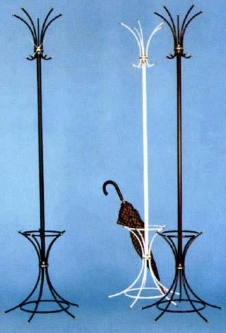 Вешалка - стойка напольная VK-12 на 5 крючков.