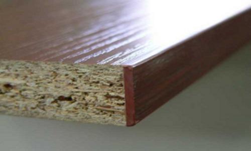 Меламин (ЛДСП) - плиточный материал