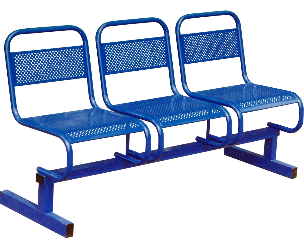 Секция стульев Н112-03 3-х местная