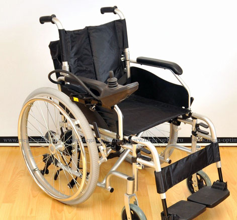 Инвалидная коляска - кресло FS101A
