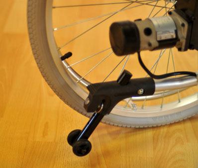 Инвалидная коляска - кресло кресло FS101А-46 на электрическом приводе