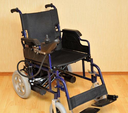 Инвалидная коляска - кресло FS110A