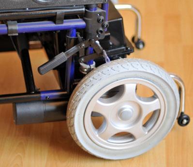 Инвалидная коляска - кресло FS110А-46 на электрическом приводе