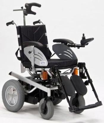 Инвалидная коляска - кресло FS123