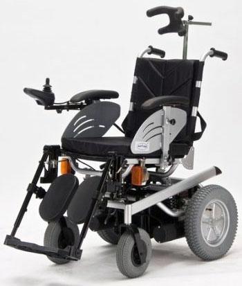 Инвалидная коляска - кресло кресло FS123-43 на электрическом приводе