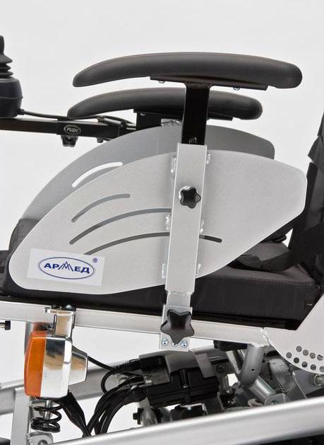 Инвалидная коляска - кресло FS123-43  на электрическом приводе