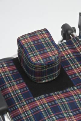 Инвалидная коляска — кресло FS203BJ со стальной рамой