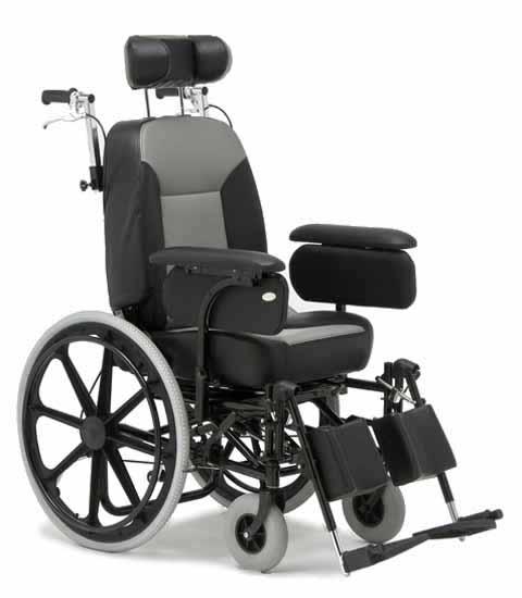 Инвалидная коляска - кресло FS204BJQ