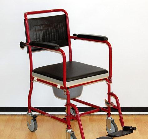 Каталка-коляска инвалидная FS692