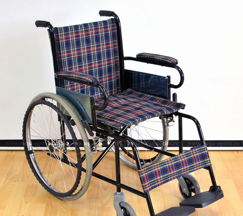 Инвалидная коляска - кресло FS809B