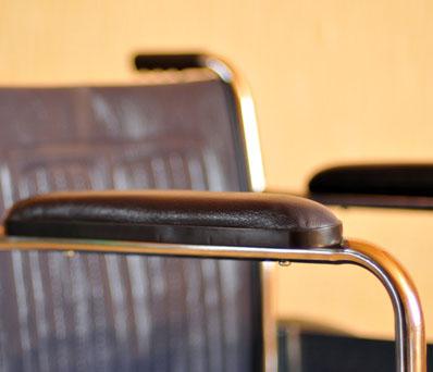 Инвалидная коляска - кресло кресло FS874 со стальной рамой