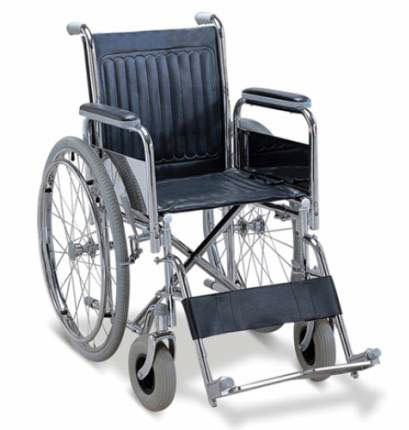 Инвалидная коляска - кресло FS901