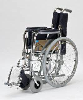 Инвалидная коляска - кресло кресло FS901 со стальной рамой