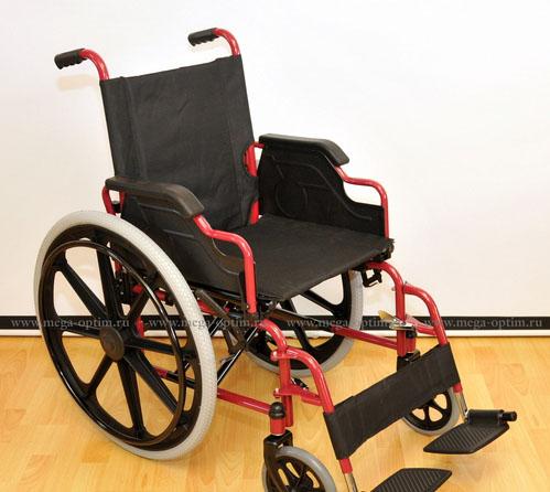 Инвалидная коляска - кресло FS909B