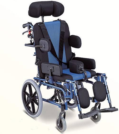 Инвалидная коляска - кресло F958