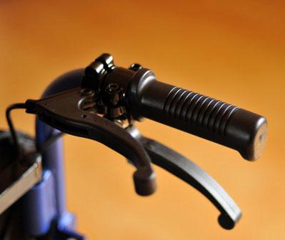 Инвалидная коляска - кресло кресло FS958LBHP-32 детская