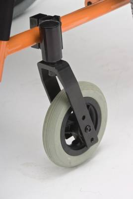 Инвалидная коляска - кресло FS980LA с алюминиевой рамой