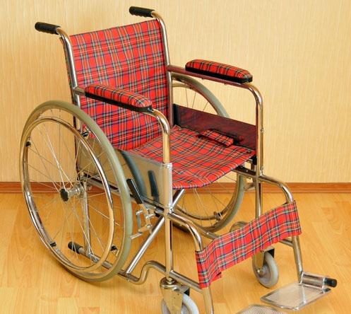 Инвалидная коляска - кресло LK6005
