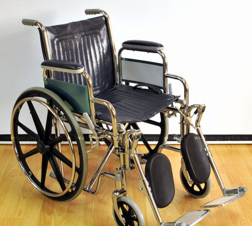 Инвалидная коляска - кресло LK6008