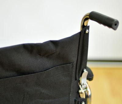 Инвалидная коляска - каталка LK6022