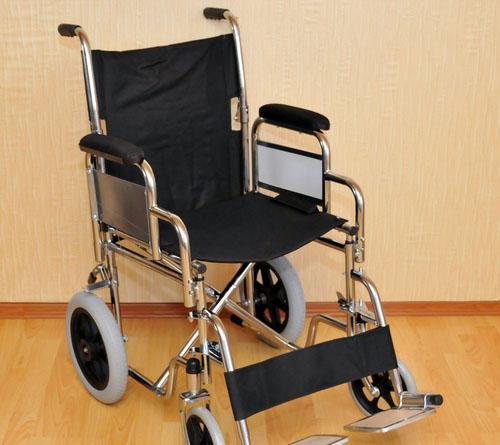 Каталка-коляска инвалидная LK6023