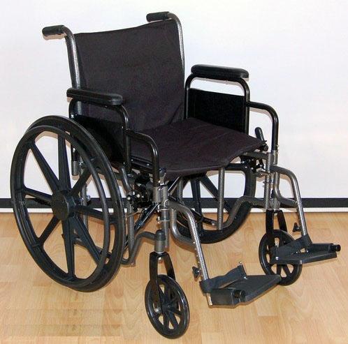 Инвалидная коляска - кресло LK6108