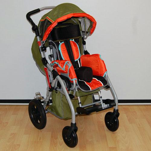 Инвалидная коляска - кресло LK6109