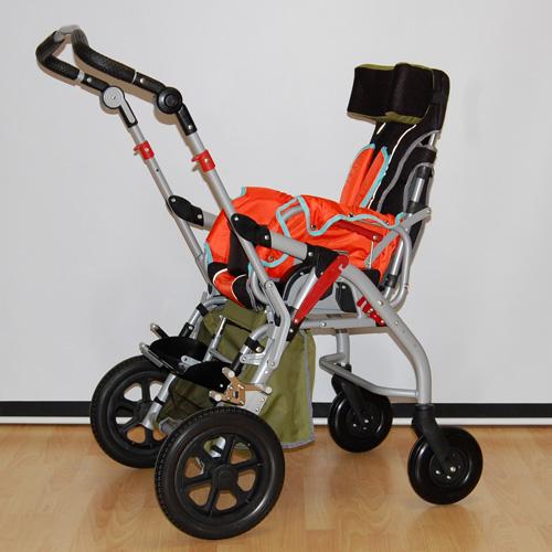 Инвалидная коляска - кресло кресло LK6109-41(P) детская
