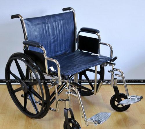 Инвалидная коляска - кресло LK6118