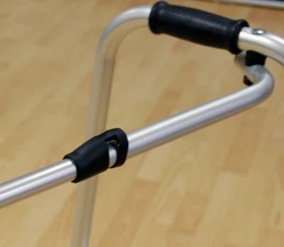 Ходунки для взрослых CF05-2021 разборные алюминиевые, с функцией «шагание» .