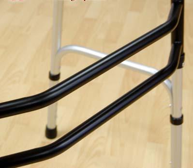 Ходунки для взрослых CF05-2021 разборные алюминиевые, с функцией «шагание»