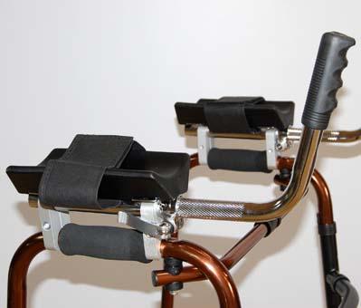 Опоры - ходунки подлокотные LK 7022