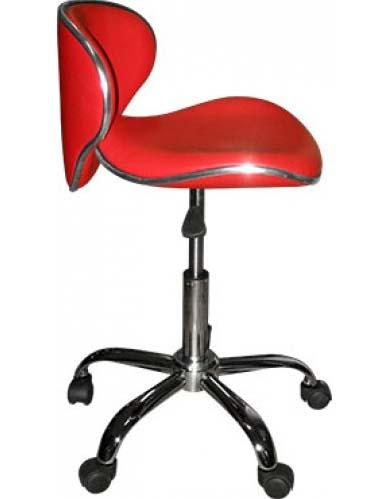 Кресло офисное ET9010-3 на газлифте и хромированном каркасе